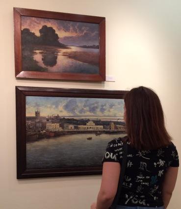 Experiencia en Museo Nacional de Bellas Artes